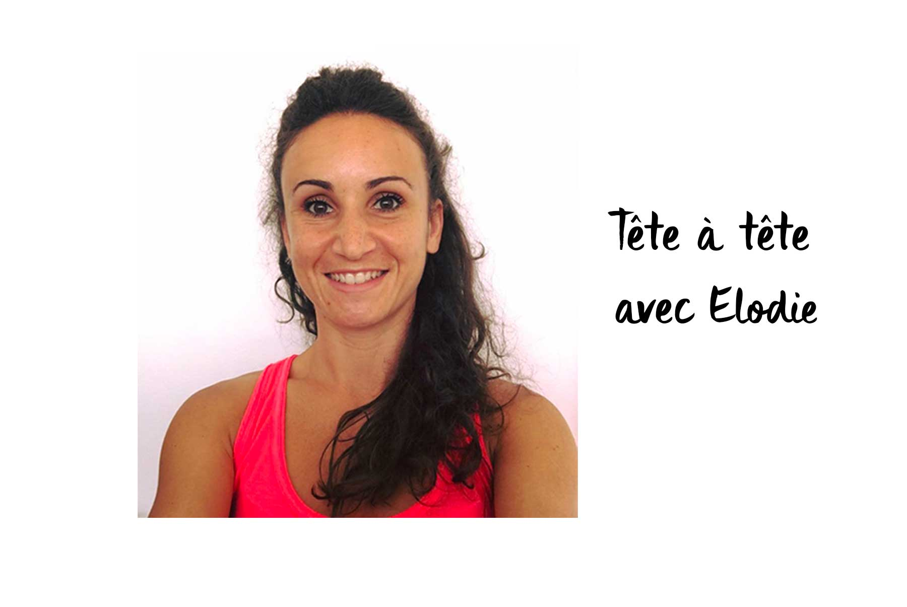 Elodie Pilates professeur Emma Paris Interview