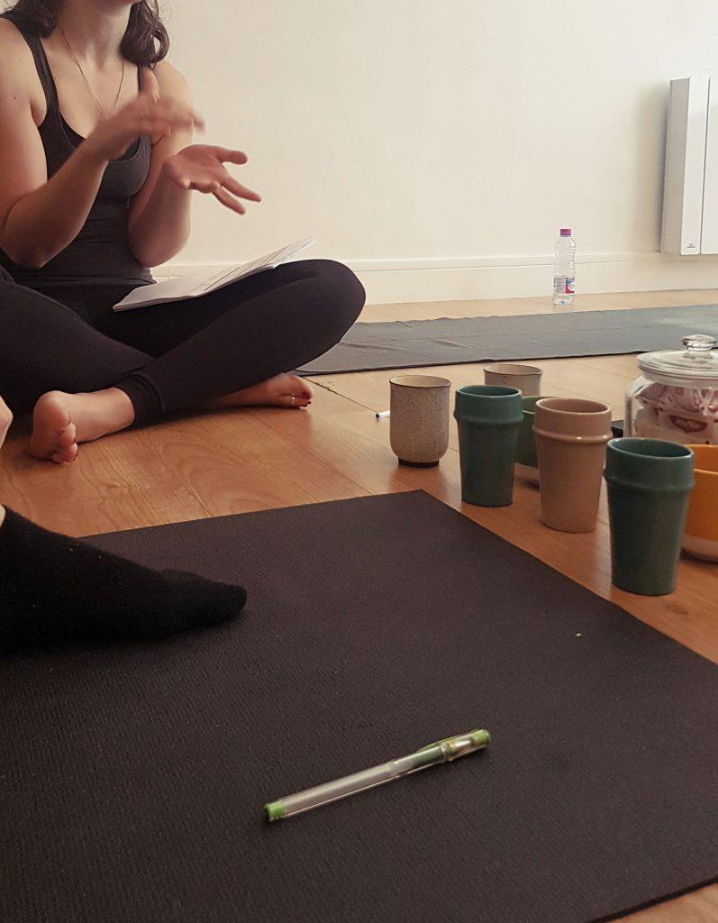 Yoga Detox Vinyasa Emma Paris Ayurveda Doshas Kapha Pitta Vata