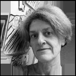 Véronique Pétel, professeure d'arts plastiques Paris
