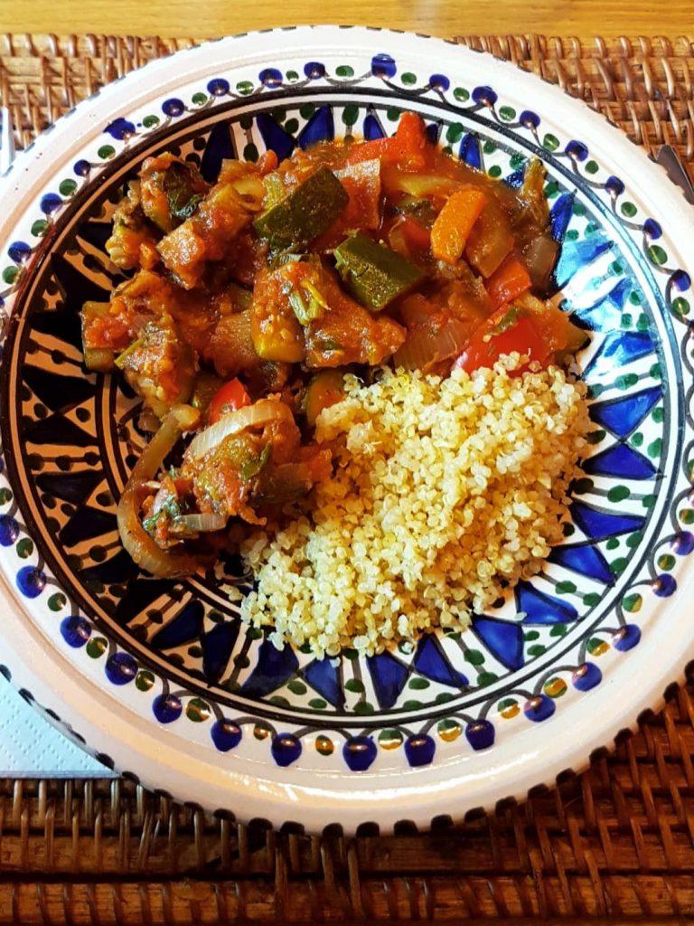 recette, couscous végétarien, recette simple, paris, emma paris, paris8, paris 17, légumes